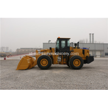 Traktor Wheel Loader Dengan Front End Loader